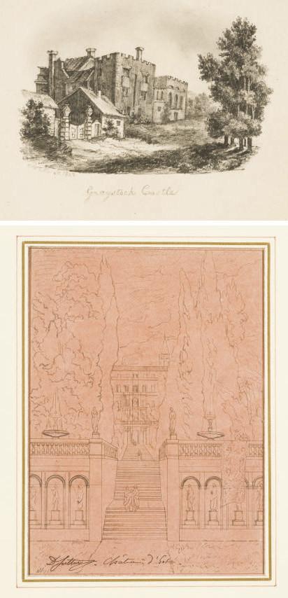 DAVID SUTTER (1811-1880)