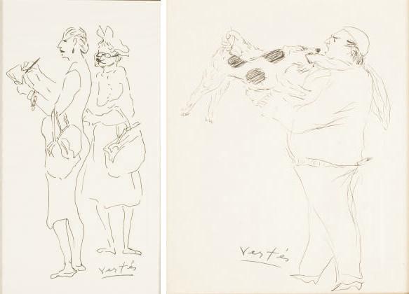 MARCEL VERTES (1895-1961)