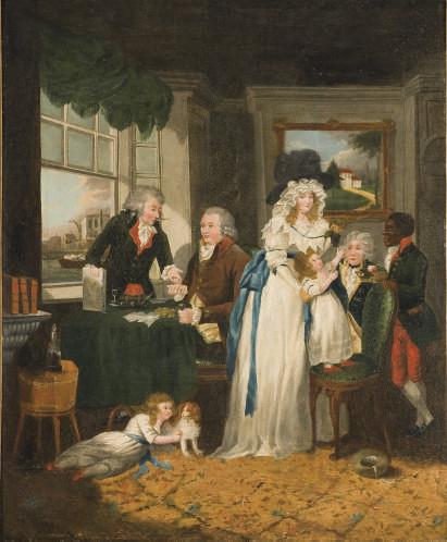 D'APRES GEORGE MORLAND (1763-1