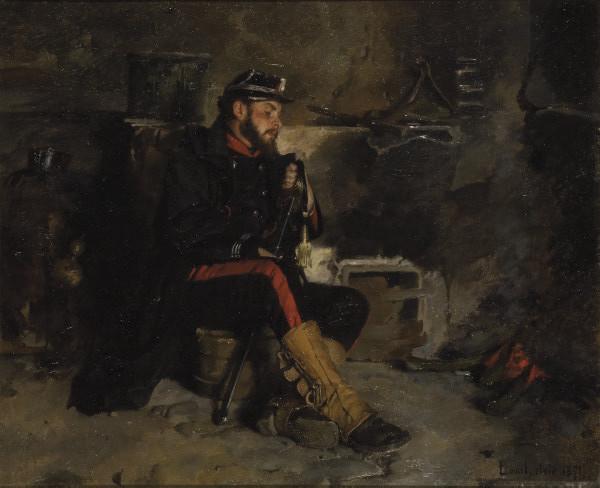 ALEXANDRE-LOUIS LELOIR (1843-1