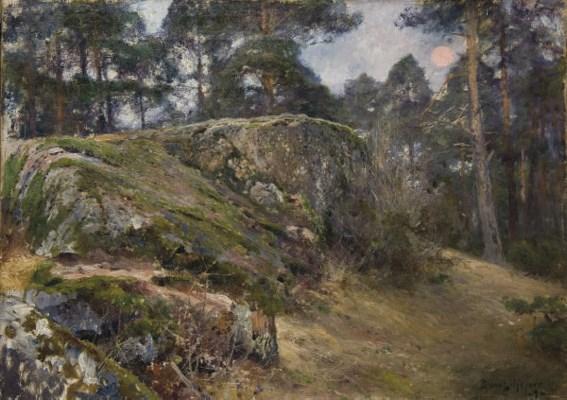 BRUNO LILJEFORS (1860-1939)