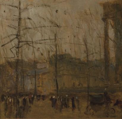 FRANK EDWIN SCOTT (1863-1929)