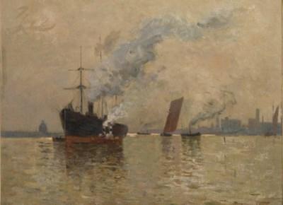 EUGENE LAWRENCE VAIL (1857-193