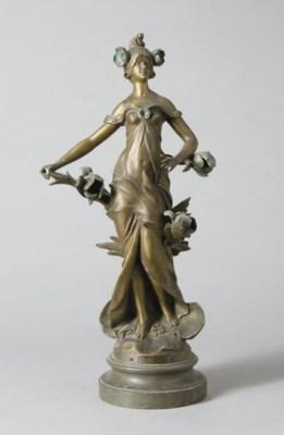D'APRES LOUIS MOREAU (1834-191