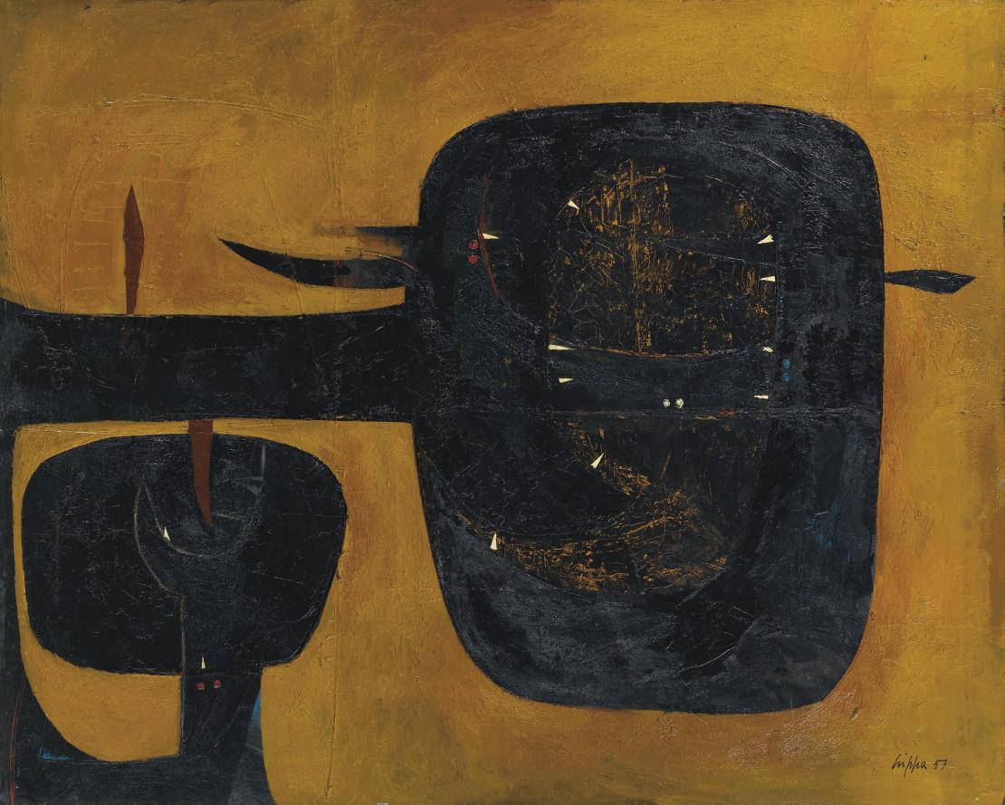 Roberto Crippa (1921-1972)