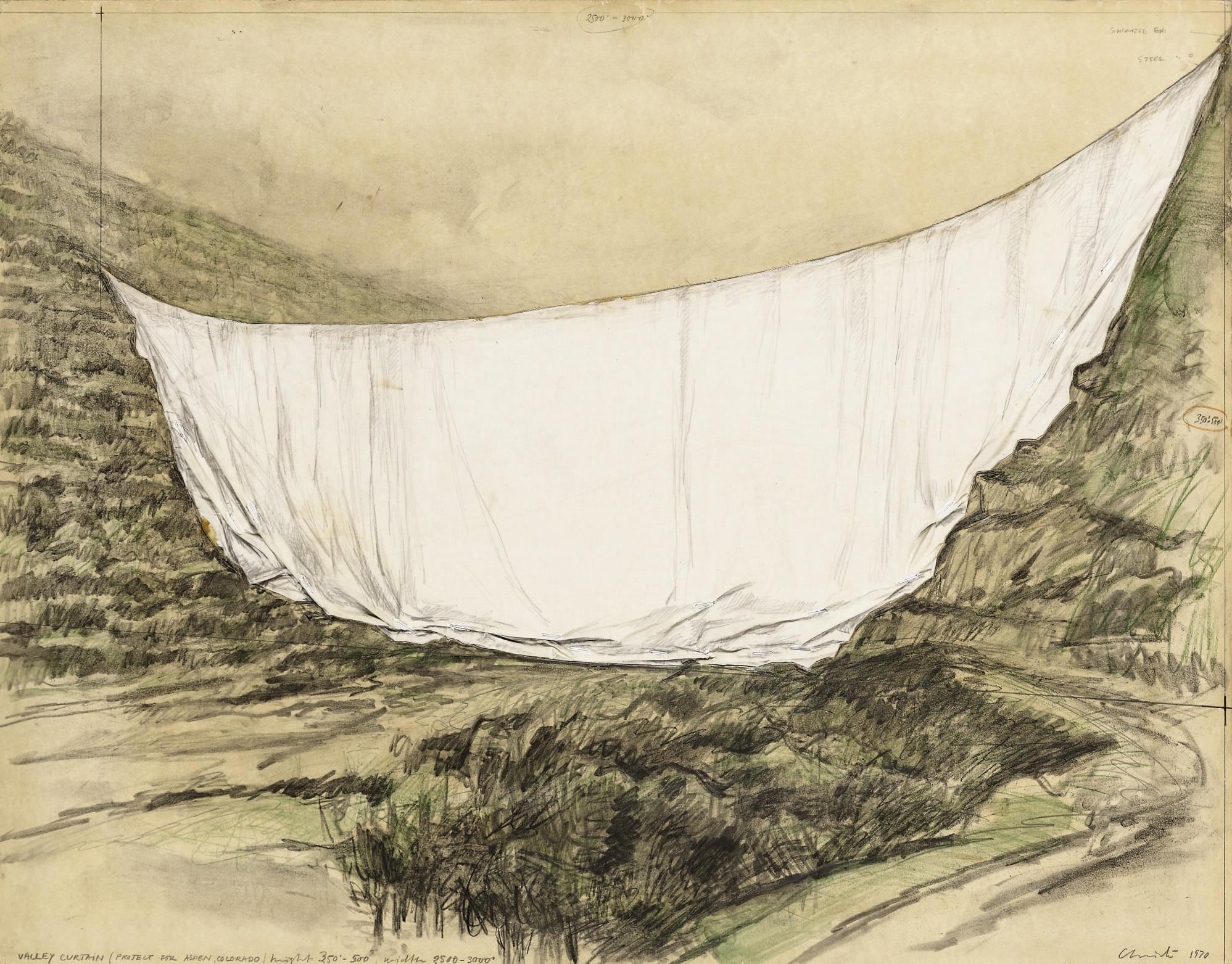 Christo (N. 1935)