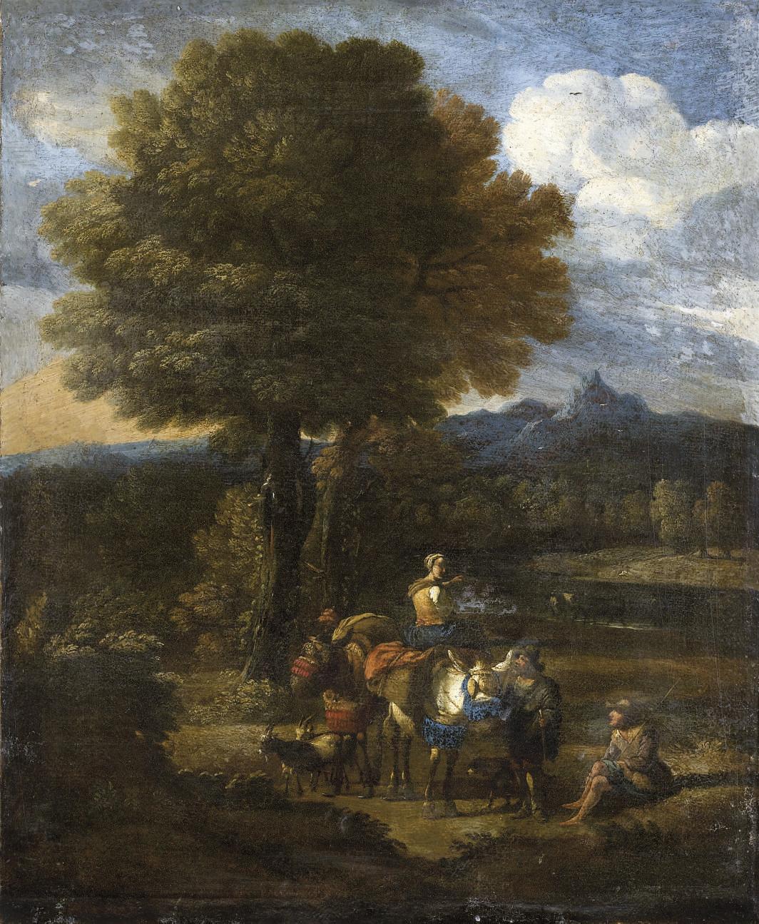 Artista italianizzante, secolo