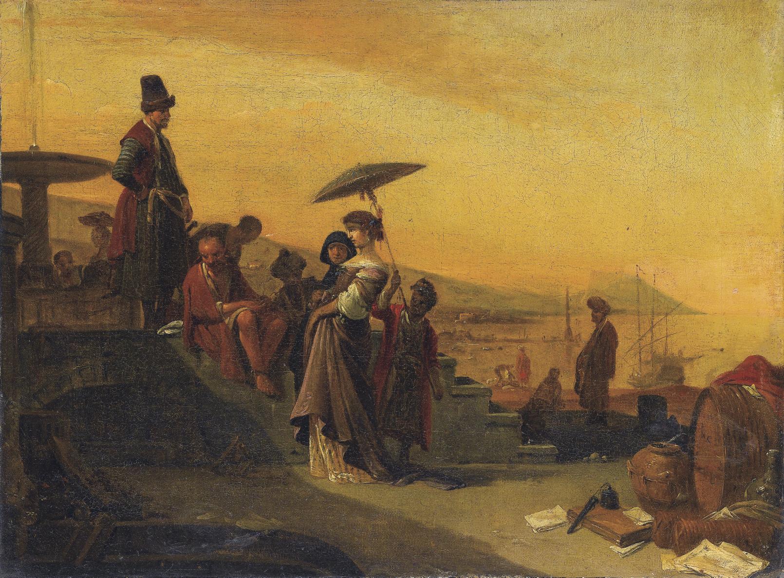 Thomas Wyck (Olanda 1616-1677)