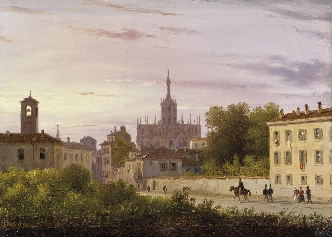 Scuola lombarda, XIX secolo