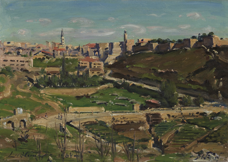 LUDWIG BLUM (1891 - 1975)