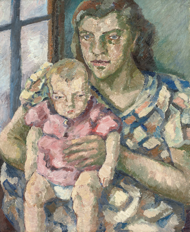 MARIE MELA MUTER (1886 - 1967)