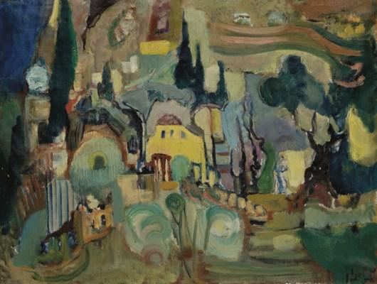 MORDECHAI LEVANON (1901 - 1968