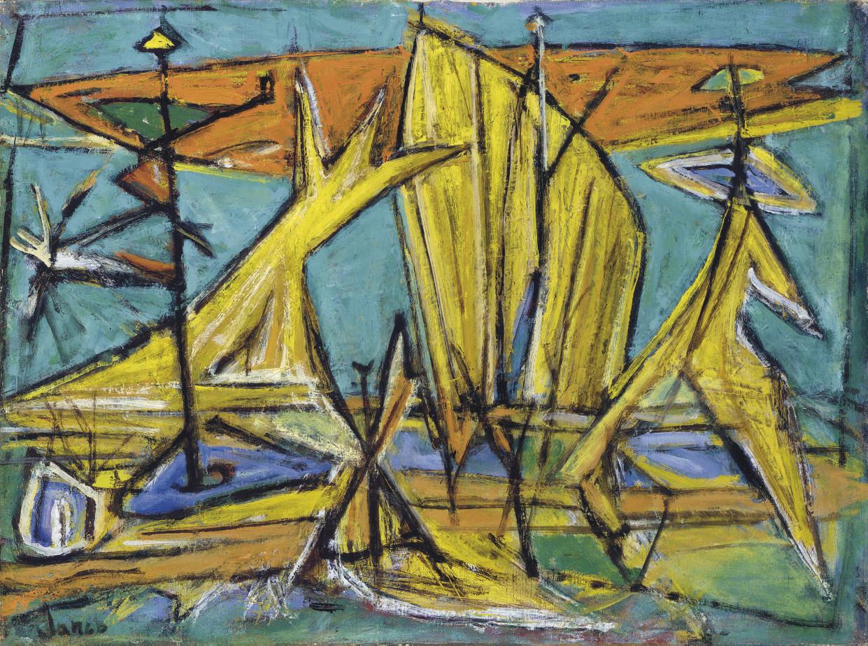 MARCEL JANCO (1895 - 1984)