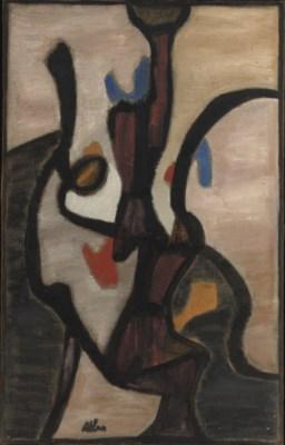 JEAN-MICHEL ATLAN (1913 - 1960