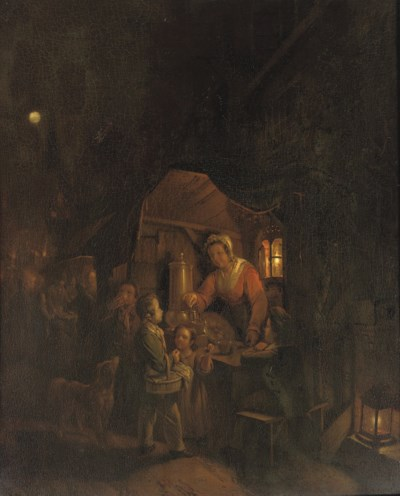 George Gillis Haanen (Dutch, 1