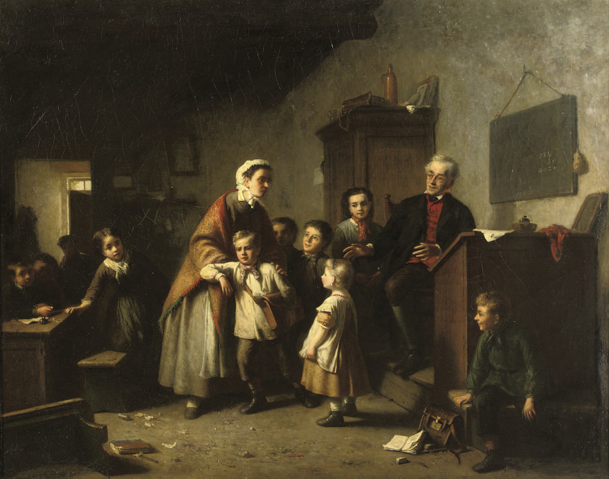 Belgian School, 19th Century