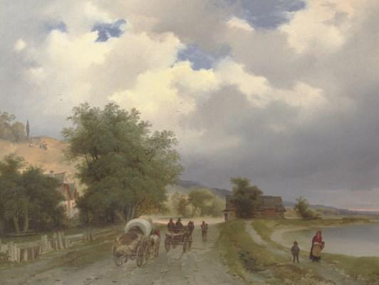 Ignaz Raffalt (Austrian, 1800-