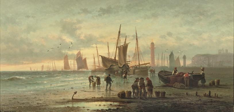 Louis Timmermans (Belgian, 184
