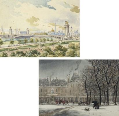 Henri Toussaint (French, 1849-