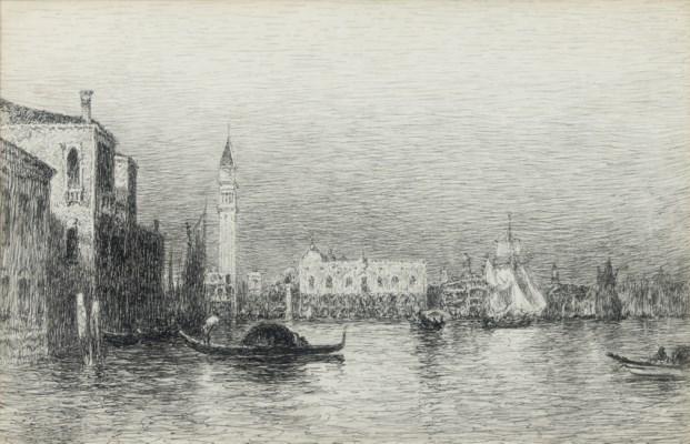 Felix Ziem (French, 1821-1911)