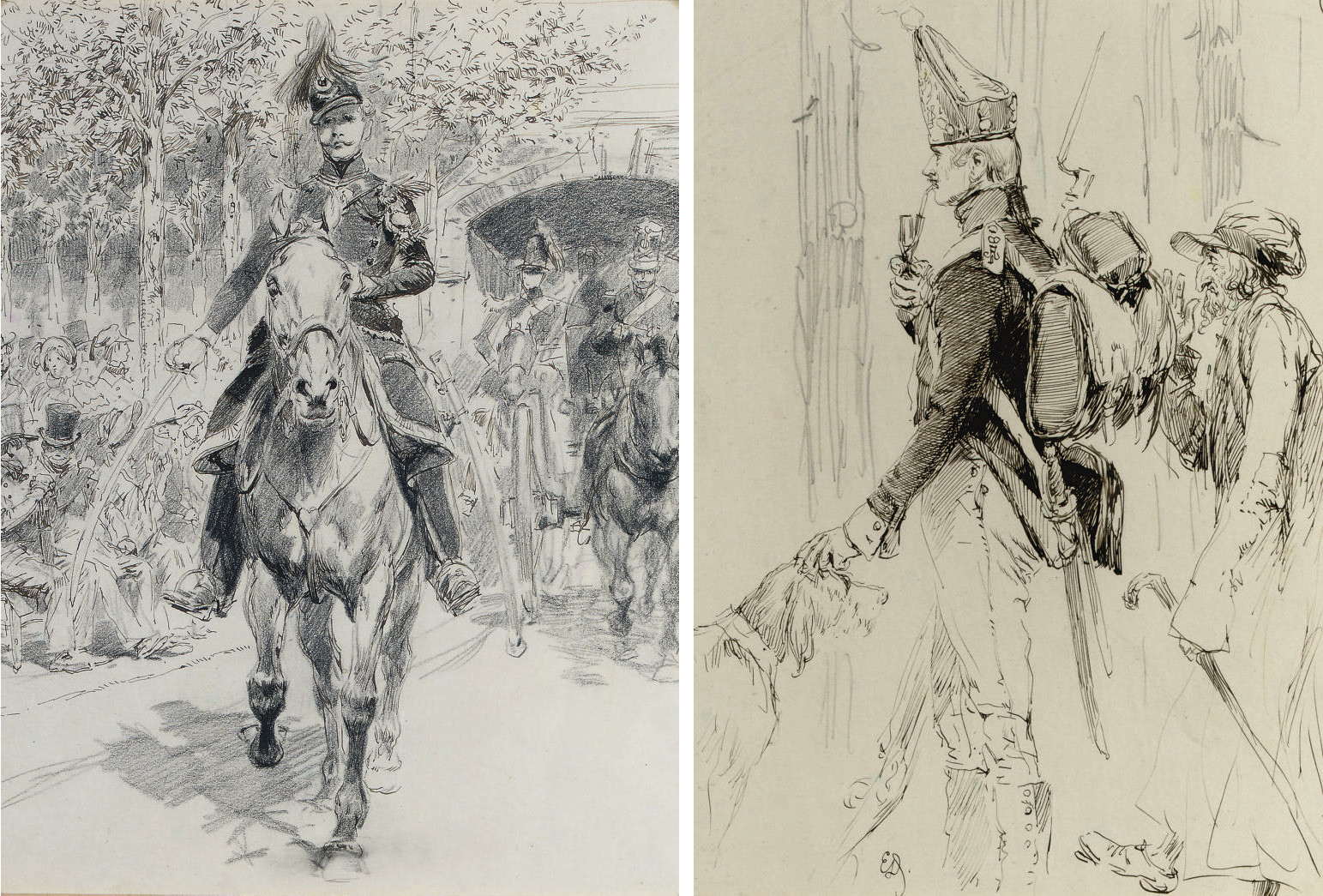 The Cavalry Officer