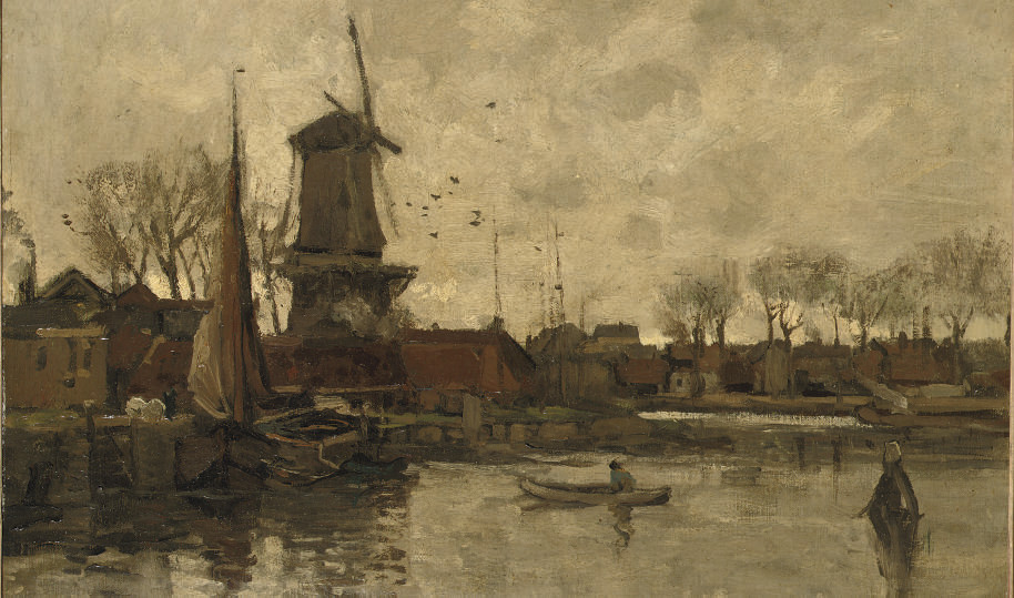 Theophile de Bock (Dutch, 1821