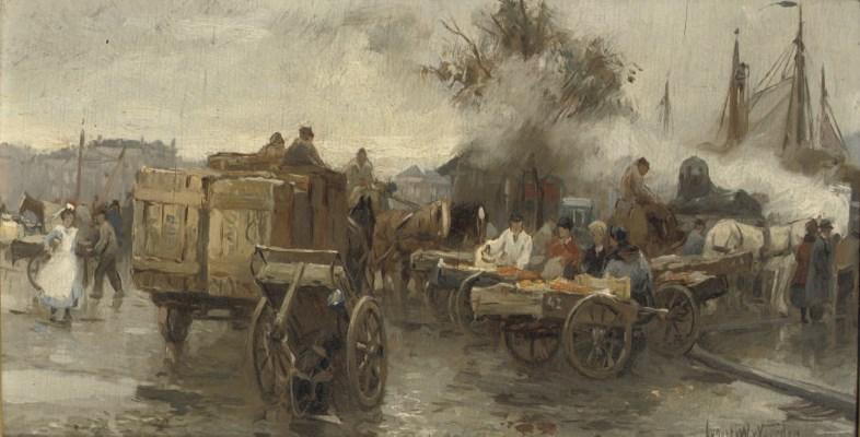 August Willem van Voorden (Dut
