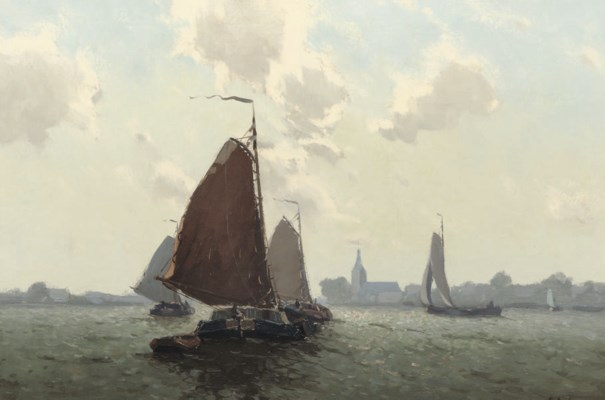 Egnatius Ydema (Dutch, 1876-19