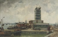 Rederij Gbr. Goedkoop: a shipping company in the Amsterdam harbour