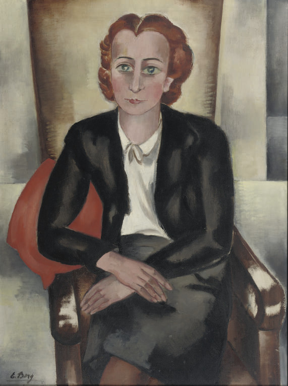 Else Berg (DUTCH, 1877-1942)