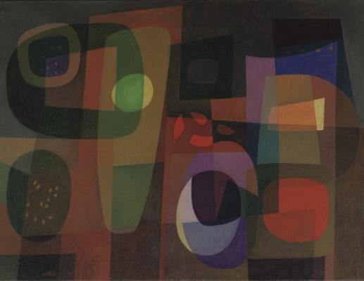 Will Leewens (DUTCH, 1923-1986