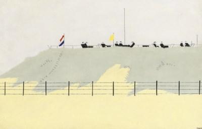 Hendrik Valk (DUTCH, 1897-1986
