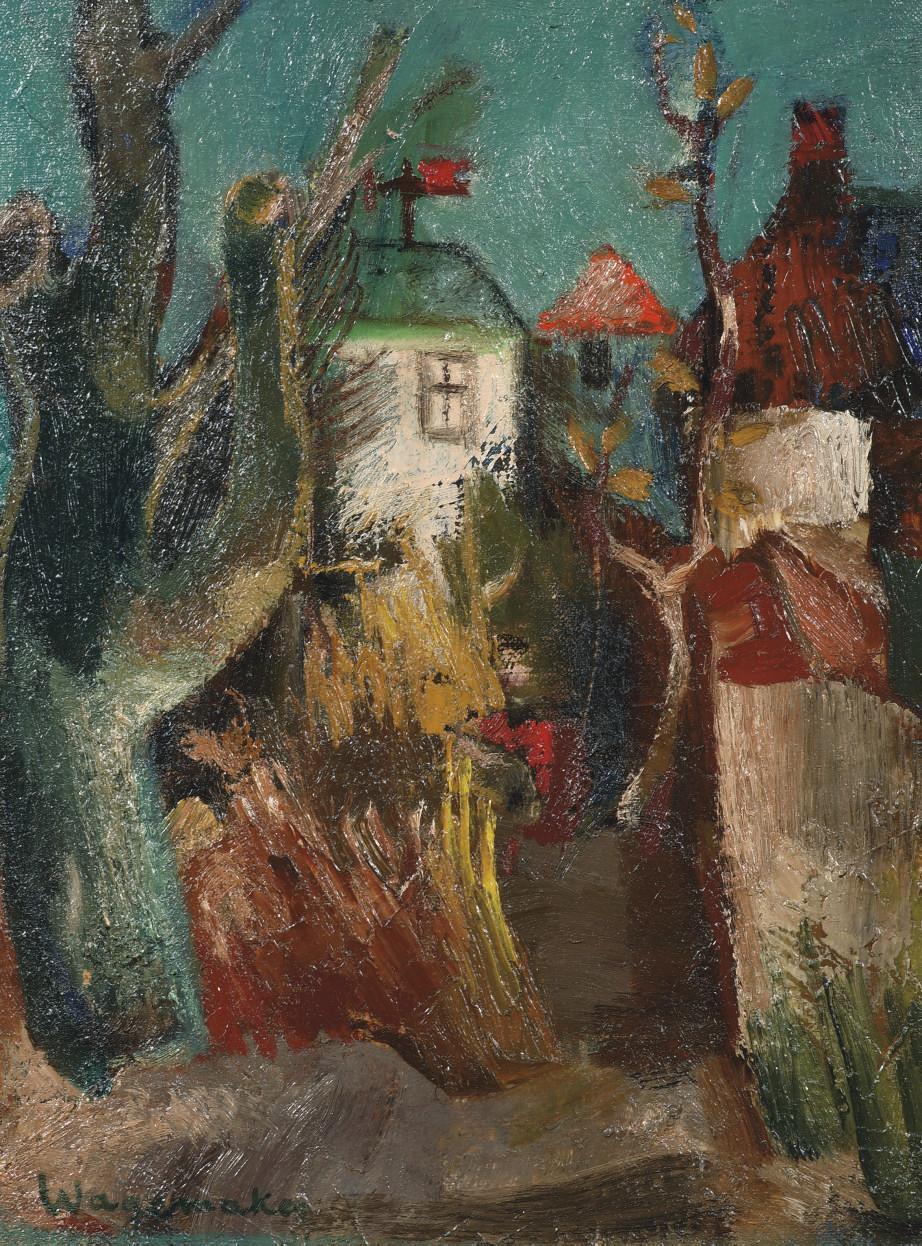 Jaap Wagemaker (DUTCH, 1906-19