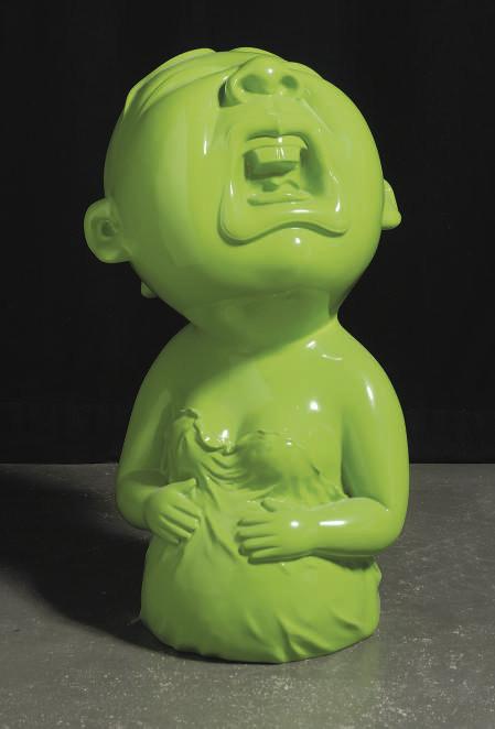 Yin Jun (CHINESE, B. 1974)