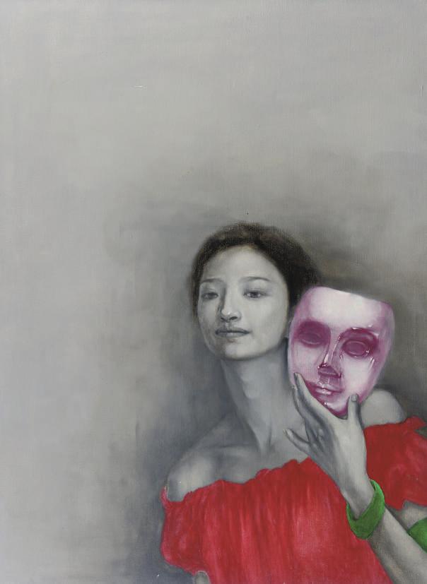 Wu Wen Pin (CHINESE, B. 1969)