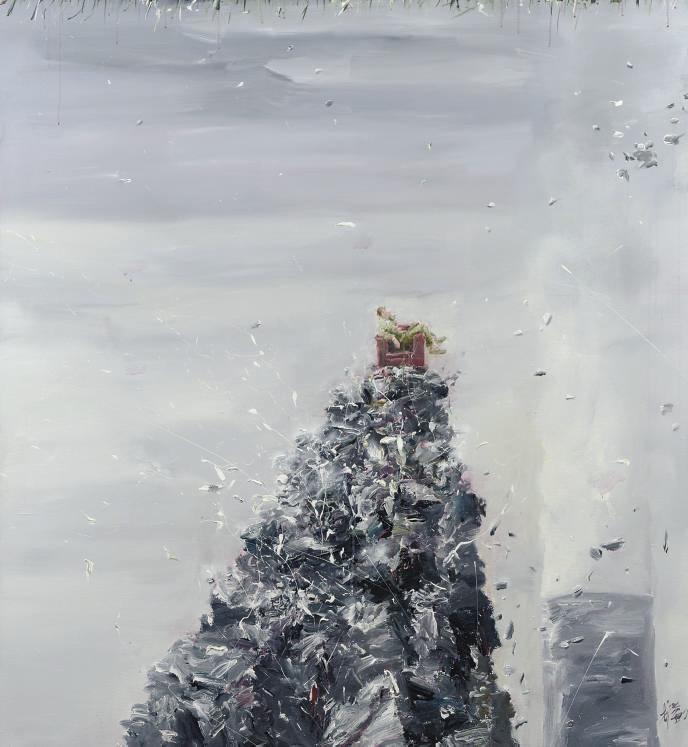 Guo Yi (CHINESE, B. 1969)