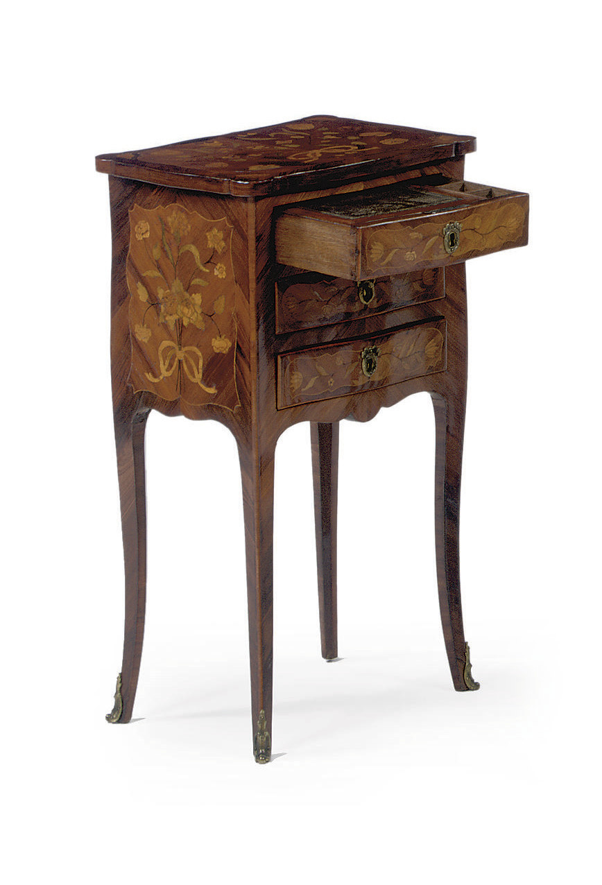 A LATE LOUIS XV KINGWOOD, FRUI