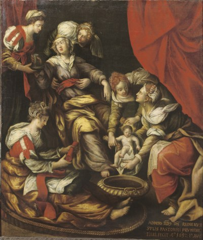 Follower of Frans Floris