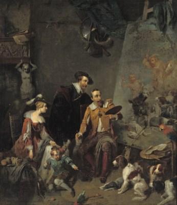 Pierre Kremer (Belgian, 1801-1