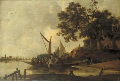 Hendrick de Meyer (c. 1620-bef
