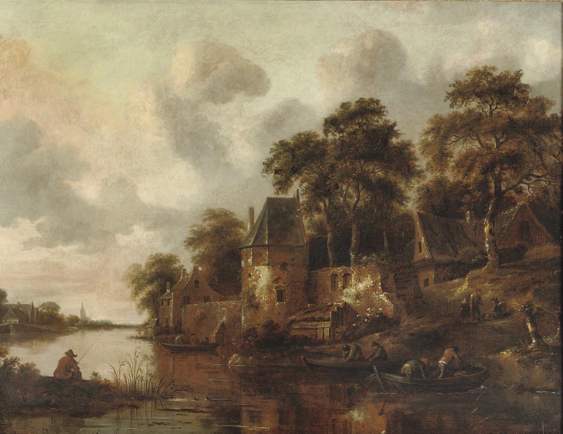 Klaes Molenaer (Haarlem 1630-1