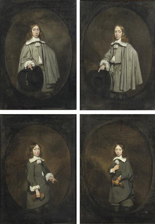 Gerard ter Borch II (Zwolle 16