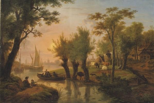 Frans Swagers (Utrecht 1756-18