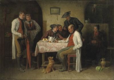 Friedrich Ritter von Malheim F
