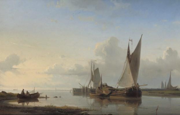 Abraham Hulk (London 1813-1897