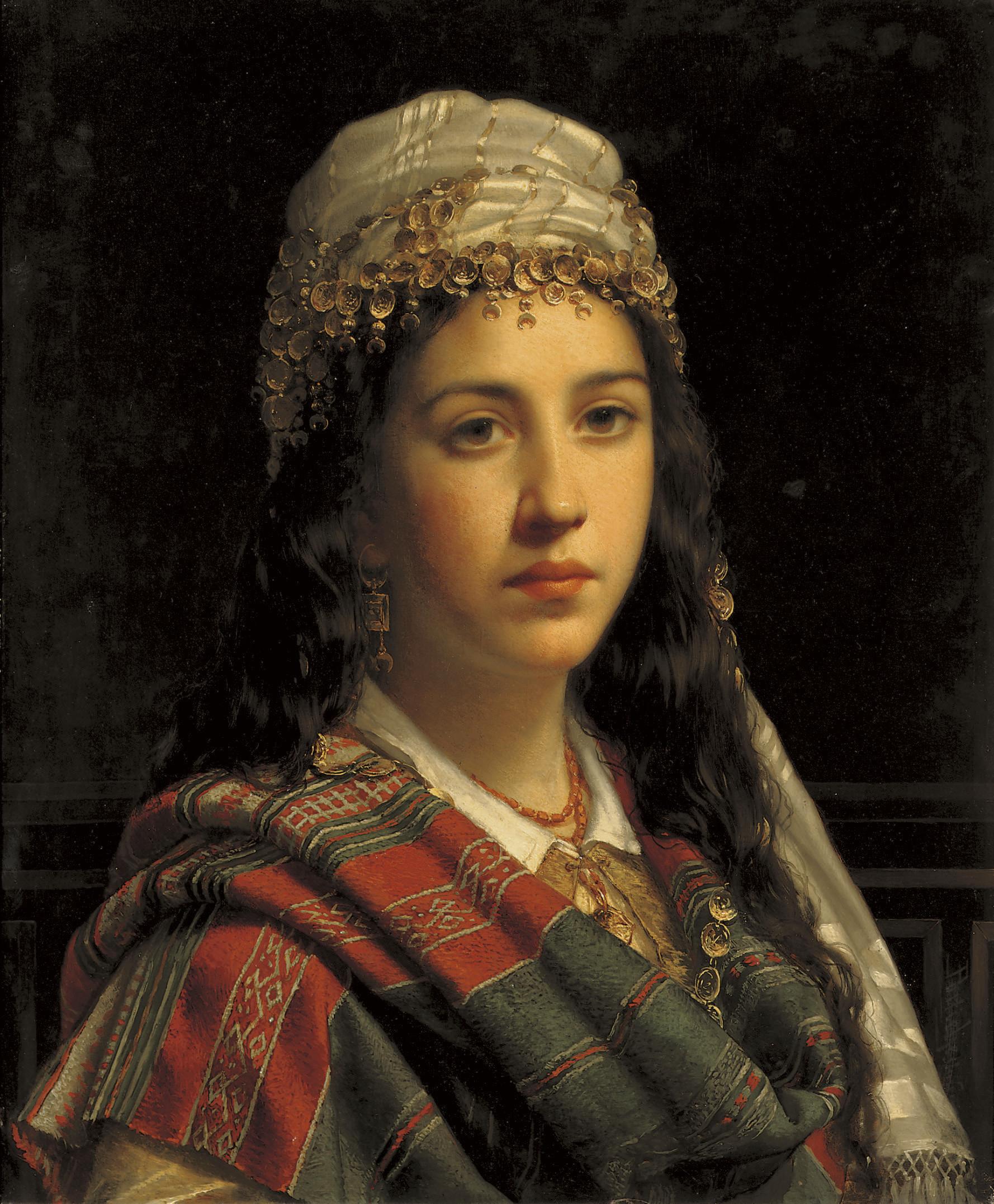 An elegant gypsy