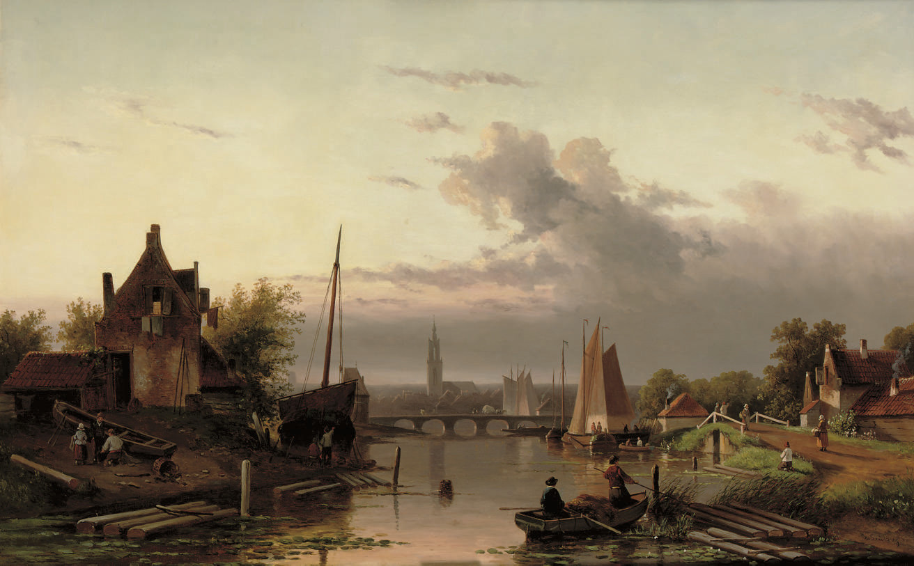 Charles Leickert (Brussels 1816-1907 Mainz)