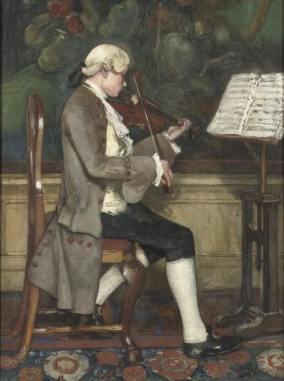 David Bles (The Hague 1821-189