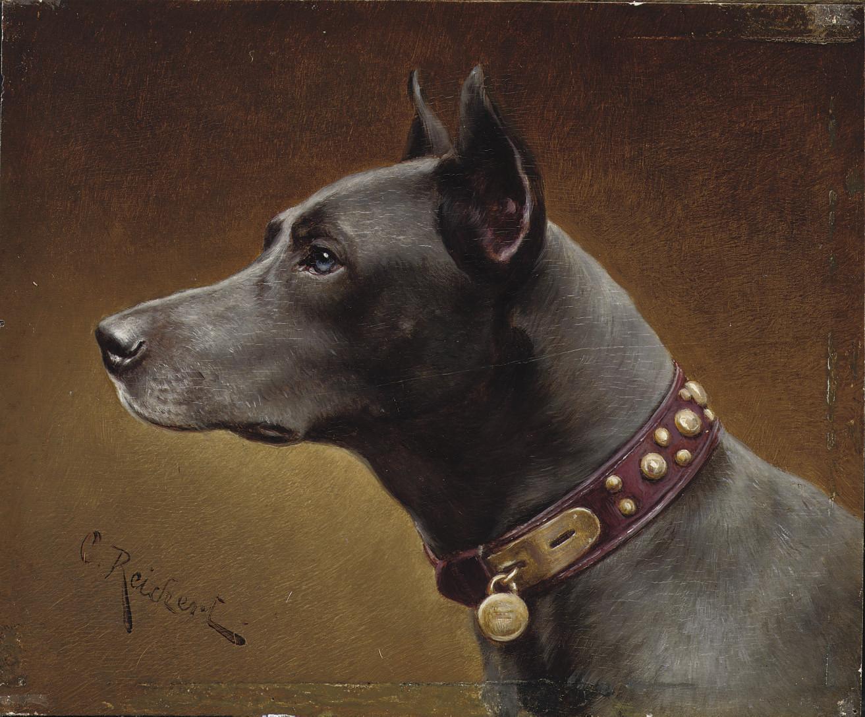 Carl Reichert (Vienna 1836-191