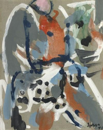 Asger Jorn (DANISH, 1914-1973)